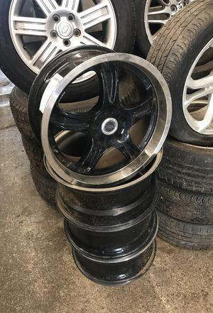 18x8.5 5x114.3 Wheels for Sale in Capitol Heights, MD