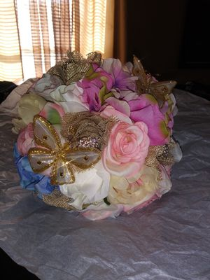 Bride's Bouquet for Sale in Tampa, FL