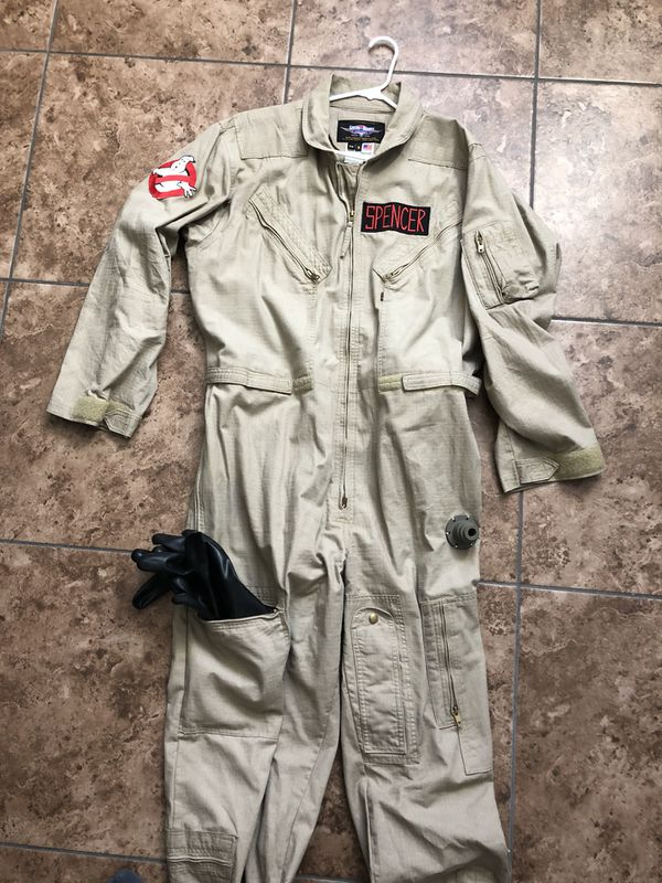 001542800c Ghostbuster flight suit Gibson and Barnes prop for Sale in Goodyear ...