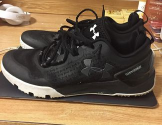 Under Armour Charged Running Shoes Thumbnail