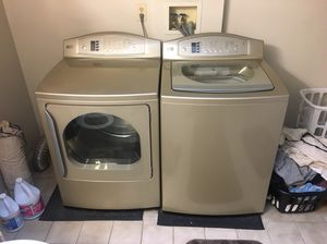 Profile Washing Machine and Dryer for Sale in Chillum, MD