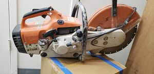 Stihl TS 400 CONCRETE SAW for Sale in Silver Spring, MD