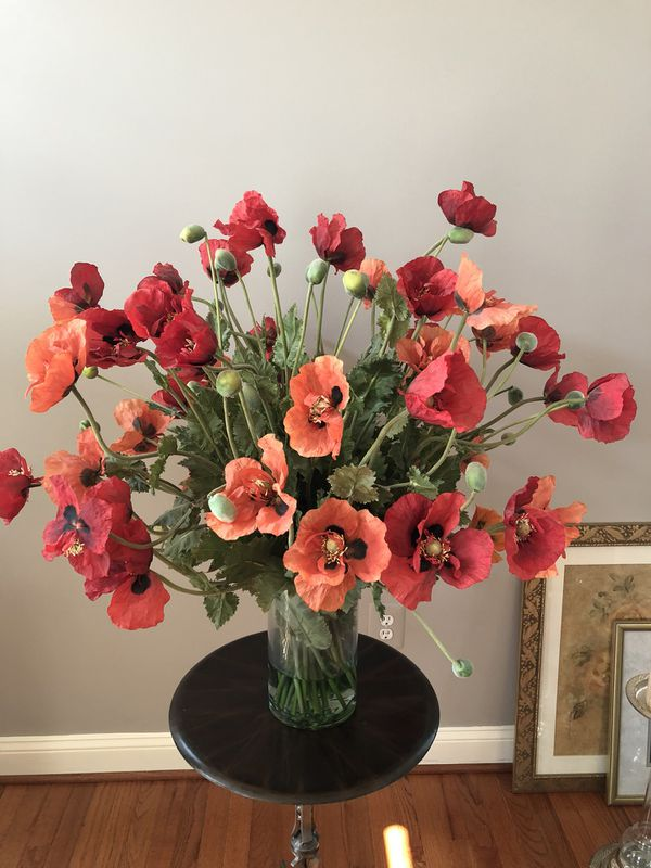 Ndi silk flower arrangement for sale in haymarket va offerup 200sold mightylinksfo