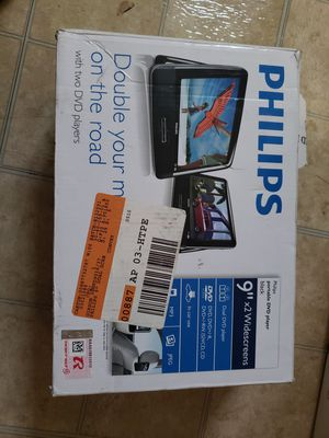 Philips Portable DVD Player for Sale in Fairfax, VA