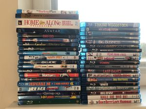 Blu Ray's 39 movies for Sale in Boston, MA