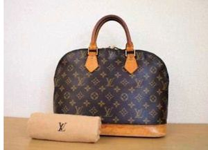Authentic Louis Vuitton Alma MM for Sale in Gainesville, VA