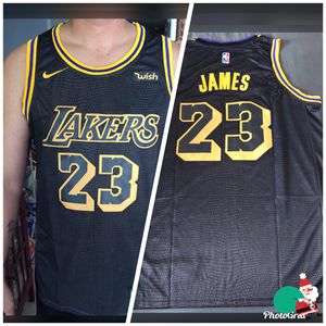 huge discount 9afdb 5efb6 New and Used Lakers jersey for Sale in Pembroke Pines, FL ...