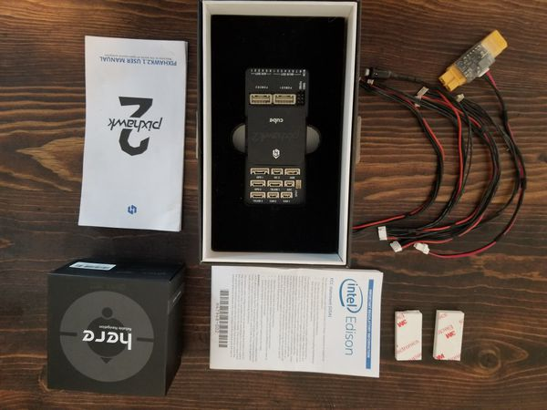 Pixhawk 2 cube edison edition with edison for Sale in San Diego, CA -  OfferUp