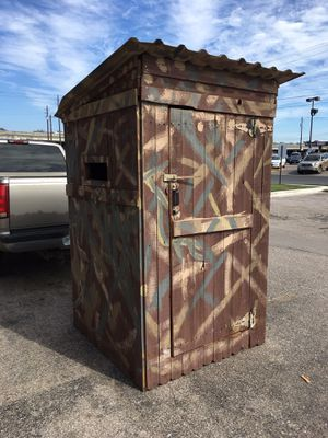 Handcrafted Deer Blind for Sale in Austin, TX