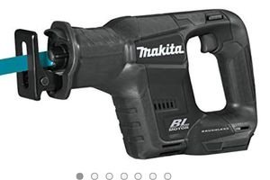 Makita 18-Volt LXT Lithium-Ion Sub-Compact Brushless Cordless Reciprocating Saw (Tool Only) for Sale in Silver Spring, MD