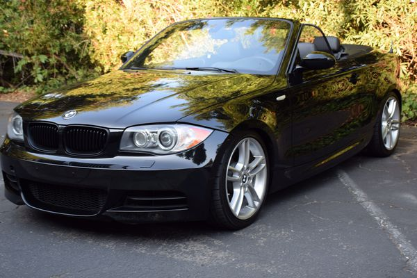 2008 Bmw 135i Convertible M Sport Excellent Shape