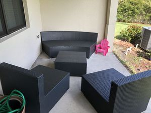 New And Used Patio Furniture For Sale In Orlando Fl Offerup