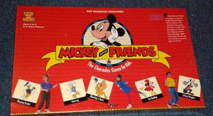 Vintage MICKEY & FRIENDS Charades Game (1991) NIB for Sale in Silver Spring, MD