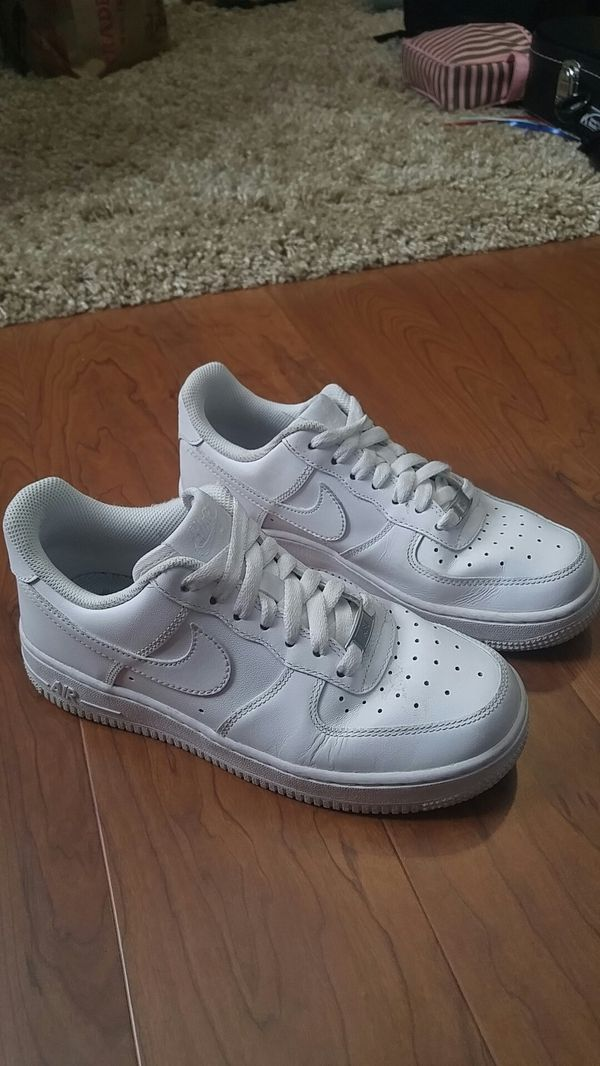 ebb1cd3455454 Women's Nike Air Force 1, size 7, barely used for Sale in Bellingham ...