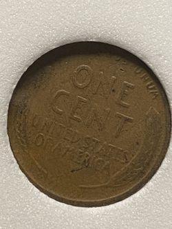 1927-P Abraham Lincoln Wheat Penny DDO DDR ERRORS Thumbnail