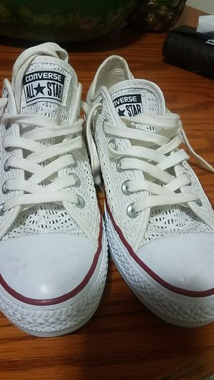 Shoes converse all star size 7 for Sale in Silver Spring, MD