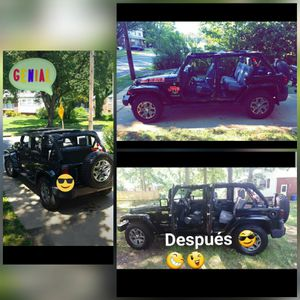 Jeep wrangler for Sale in Riverdale, MD