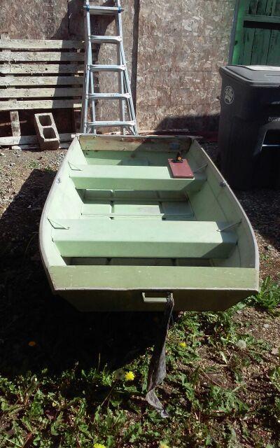 9 Ft Starcraft Jon Boat 250 00