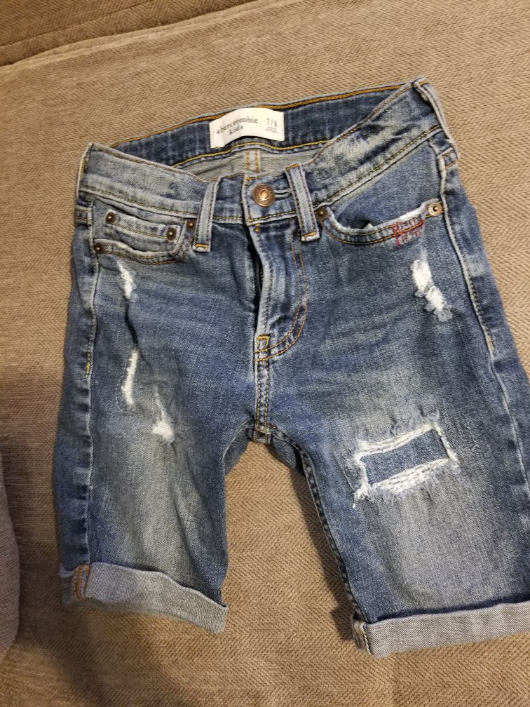 Boy short Abercrombie size 7 and 8