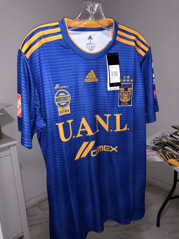 Tigres UANL Away Jersey 2018 2019 for Sale in Houston 3d93ff843