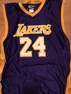 0b3792f28c1 New and Used Lakers jersey for Sale in Norwalk