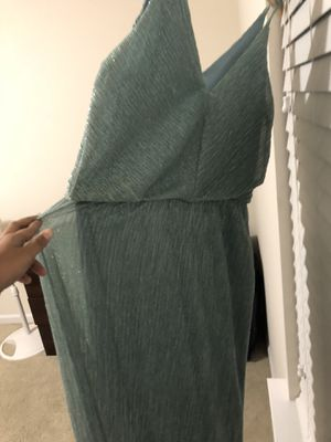 Party dress! size 8p never wored! for Sale in Apex, NC