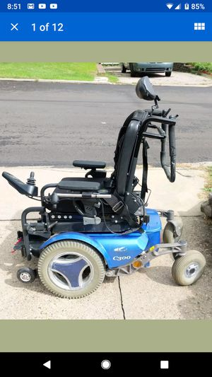 Permobil C300 Electric Wheelchair for Sale in Pittsburgh, PA - OfferUp