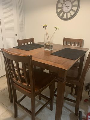 Cool New And Used Dining Table For Sale In Miami Fl Offerup Interior Design Ideas Philsoteloinfo