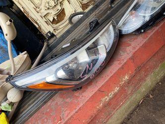 Hyundai sonata headlights Thumbnail