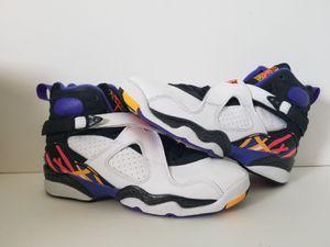 New Jordan retro 8 size 5 Youth or Women sz 6.5 for Sale in Poinciana, FL