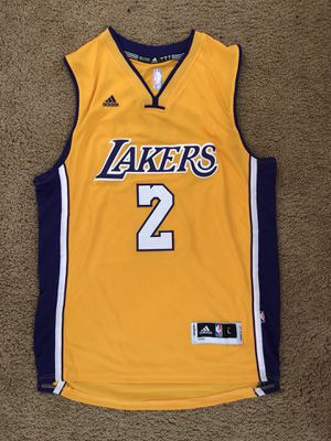 online store 0f707 a40bc New and Used Lakers jersey for Sale in Hacienda Heights, CA ...