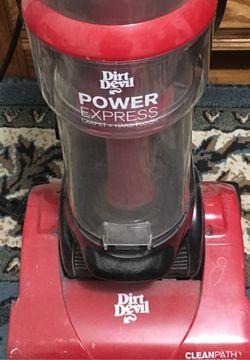 Dirt devil vacuum Thumbnail