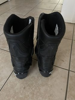 Alpine star SMX-6 V2 Motorcycle boots  Thumbnail