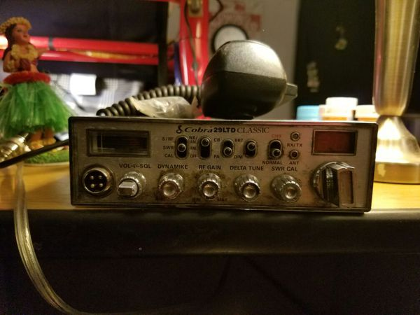 Cobra CB Radio for Sale in San Antonio, TX - OfferUp