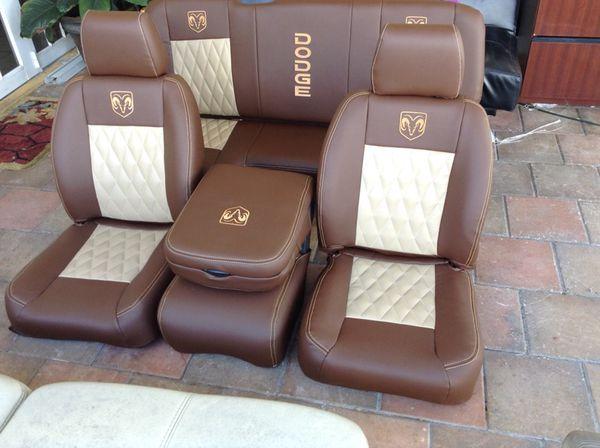 Dodge Ram Asientos Seats Interior For Sale In Miami Fl Offerup