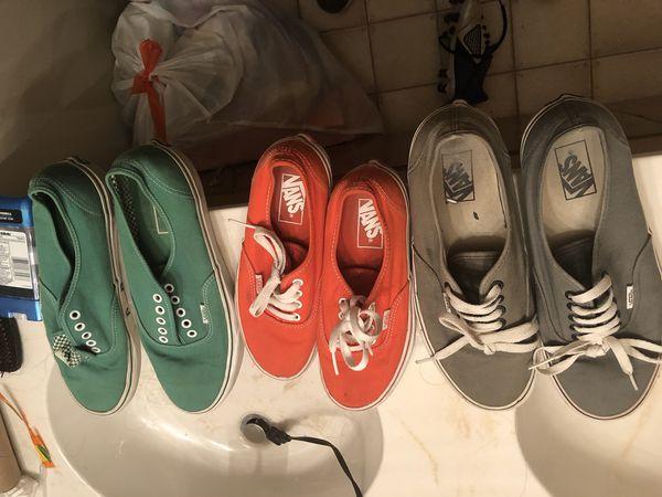 cdaf4602ed Vans shoes for Sale in Newport News