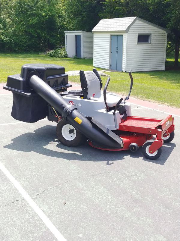 Exmark Quest 42 Inch Deck 2 Bags Tools Machinery In Swansea Ma Offerup