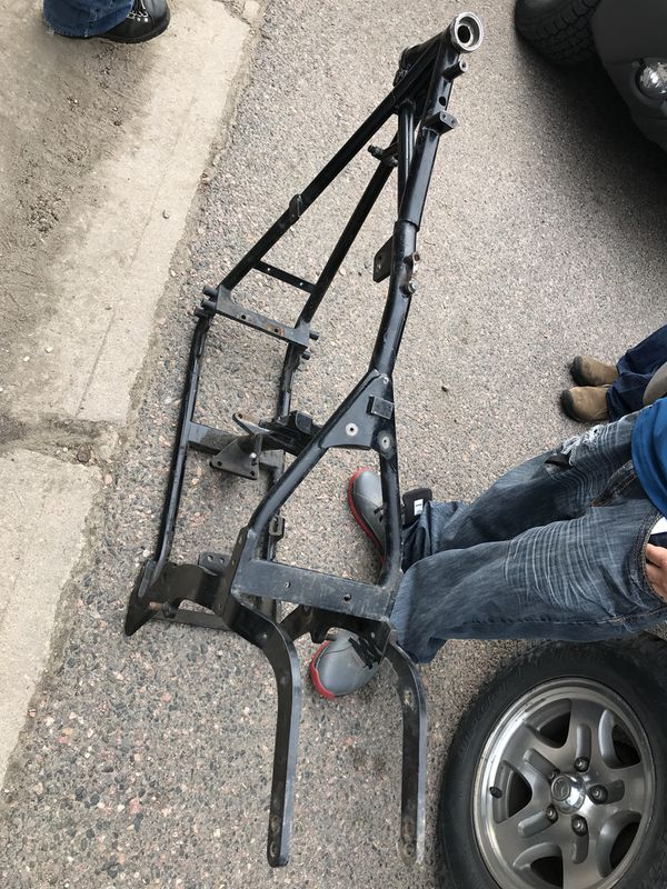 Harley aftermarket frame with title (Motorcycles) in Henderson, CO ...