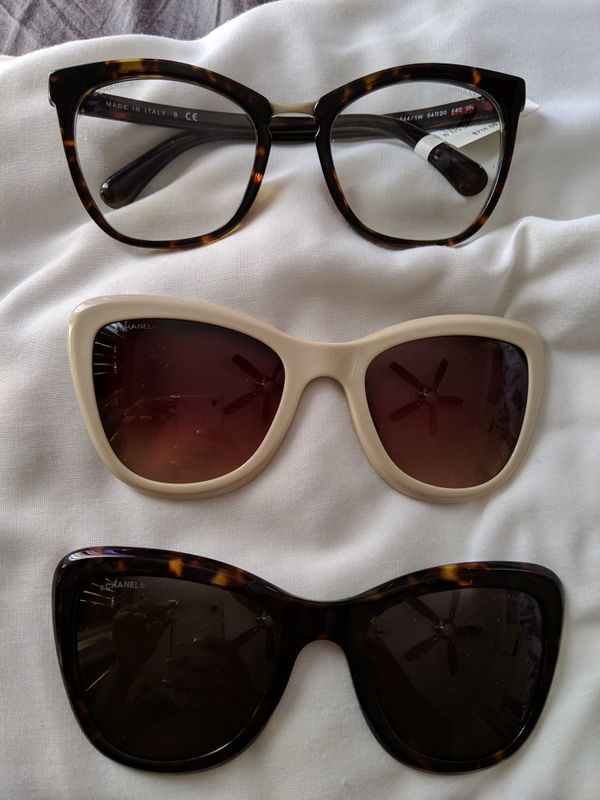 a214dbb550a7 Chanel magnetic sunglasses for Sale in Los Angeles, CA - OfferUp
