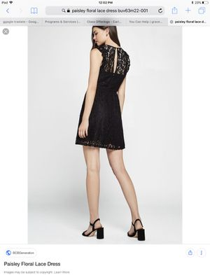 BCBG paisley floral lace dress new with tags for Sale in Falls Church, VA