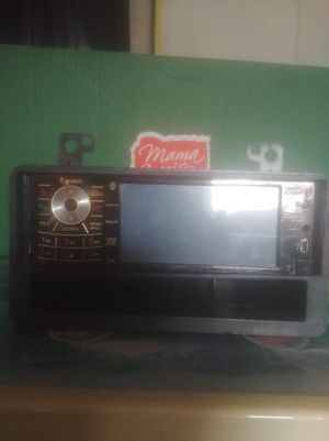 DVD/cd touchscreen car stereo player. Also Bluetooth for Sale in Inwood, WV
