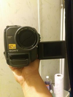 Sony video camera recorder Thumbnail