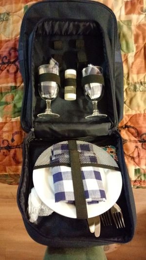 Picnic For Two Backpack! Travel Chair Line Company! Brand New w/All Accessories! for Sale in Salt Lake City, UT