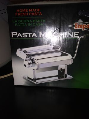 New and Used Pasta maker for Sale in Virginia Beach, VA - OfferUp