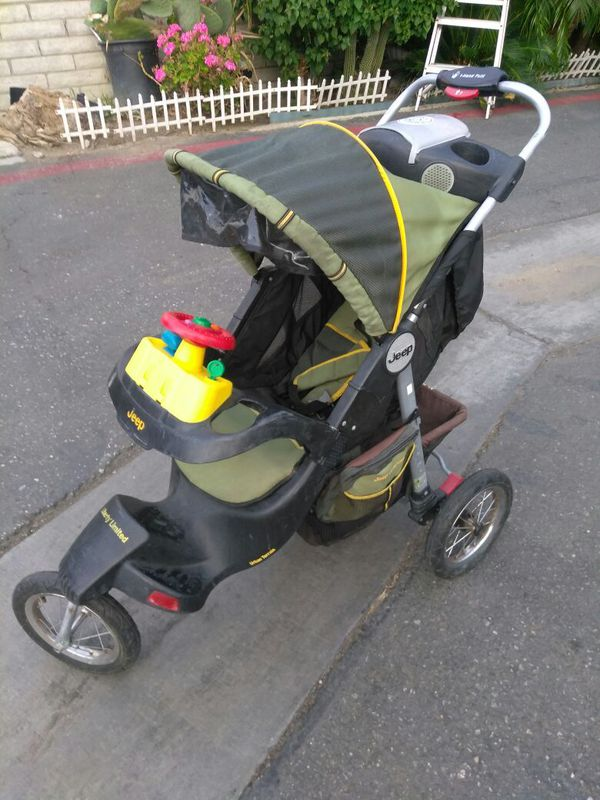 Jeep stroller good condition for Sale in Long Beach, CA ...