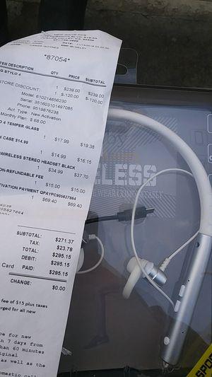 Gjby Wireless headphone for Sale in Riverside, CA