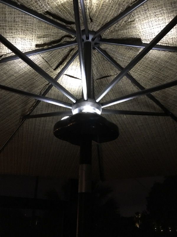 bed bath and beyond lighting. Two Patio Umbrella LED Lights Cost $20 Each At Bed Bath Beyond (Home \u0026 Garden) In Bradenton, FL - OfferUp And Lighting