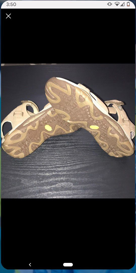 Merrell Sandals, Size8