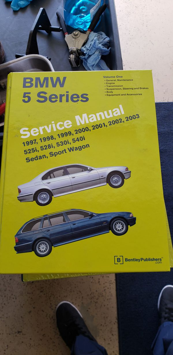 bmw e39 528i owners manual