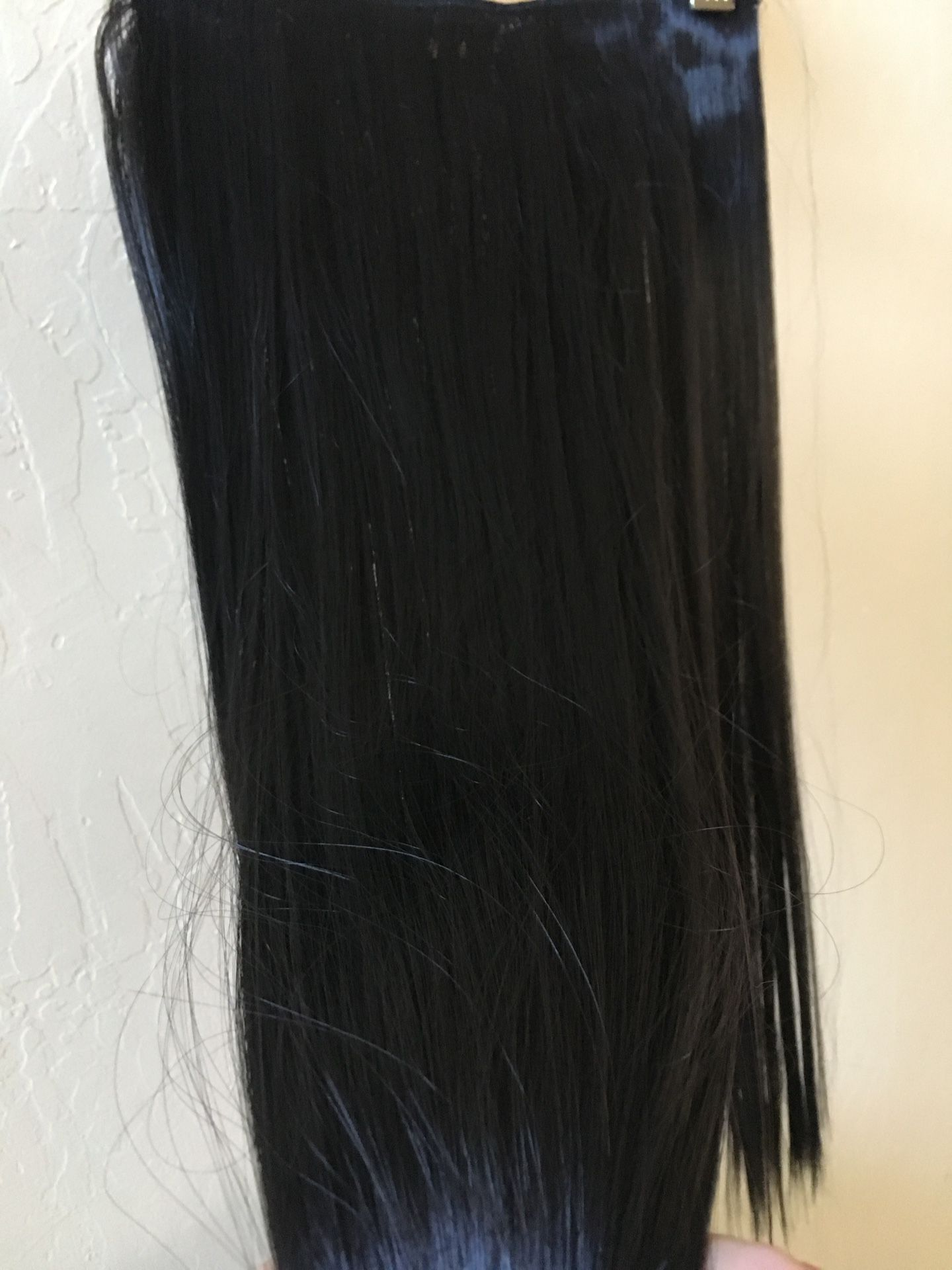 5 clips hair extensions